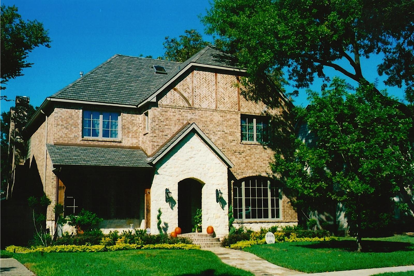 4065 Purdue Avenue University Park Texas 2884 Square Feet 1 Story English Cottage 150000 Renovation 2009